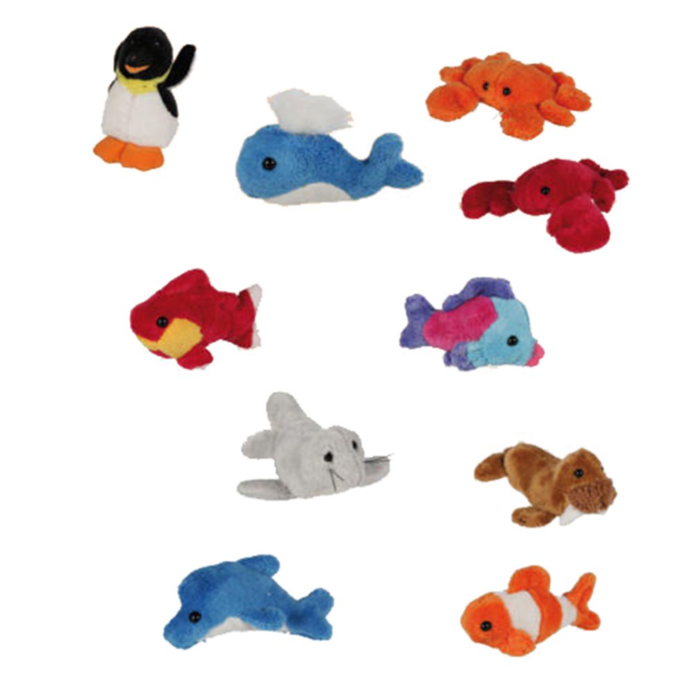 2er Set Mini Schwertfisch und Segelfisch bis 9,5 cm Maritim Fisch Deko GPT 84406